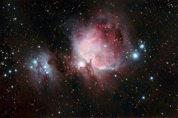 M42 in Orione