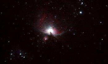 Nebulosa M42 di Orione