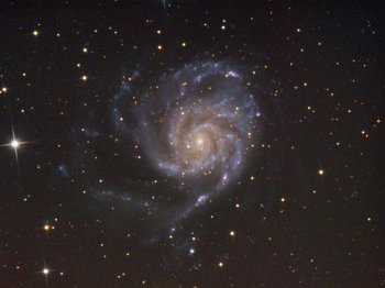 Galassia Girandola (M101)