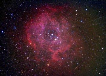 ngc2244 nebulosa rosetta