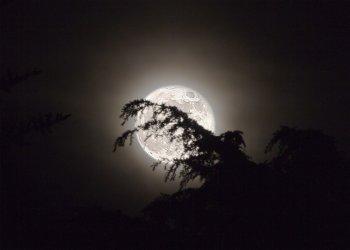 Luna al perigeo