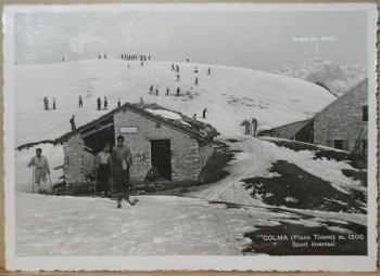 Cartolina d'epoca Osservatorio