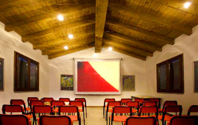 Osservatorio Sormano Sala conferenze