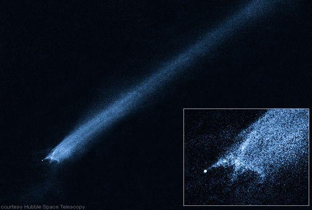 Immagine 2 - Incidente Spaziale