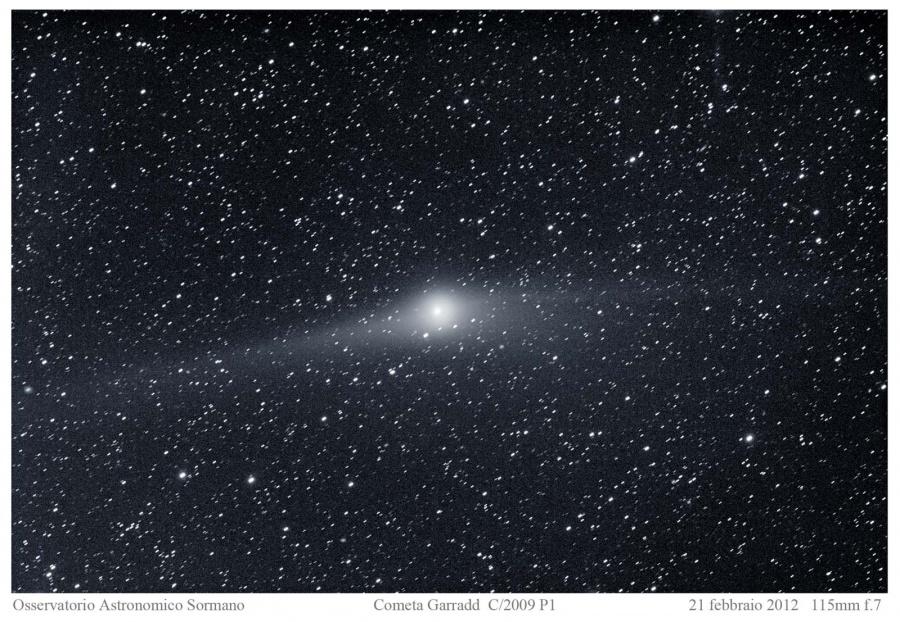 Immagine 1 - Rendez vous con la Cometa Garradd