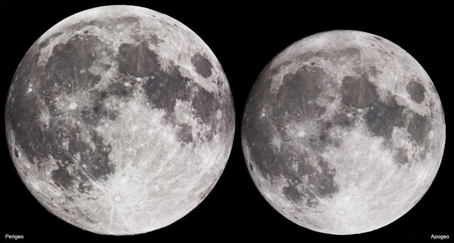 Immagine 1 - Super Luna nel week-end