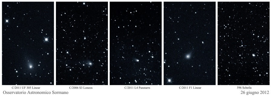 Immagine 1 - Comete d'Estate