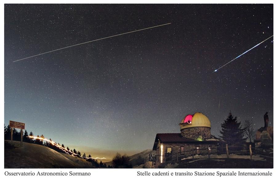 Immagine 1 - La notte delle stelle cadenti