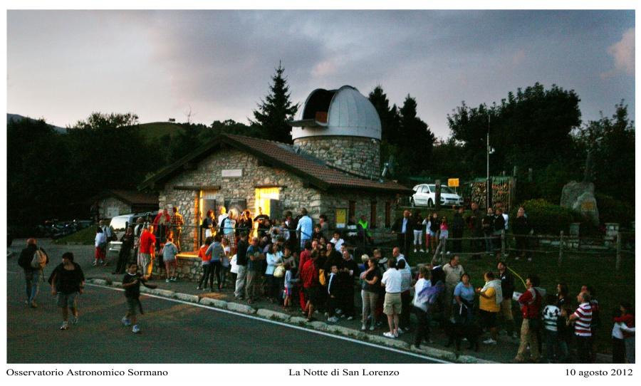 Immagine 1 - Notte di San. Lorenzo - Grazie a tutti