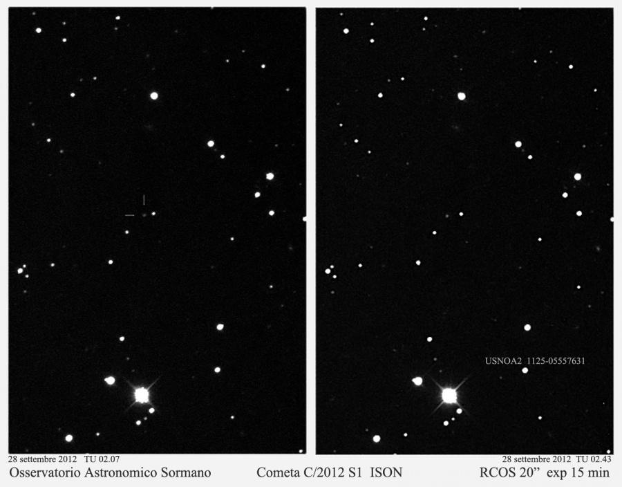 Immagine 1 - 2013... L'anno delle comete ?