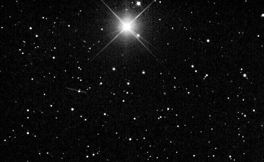 Immagine 1 - Asteroide 2012 VJ38