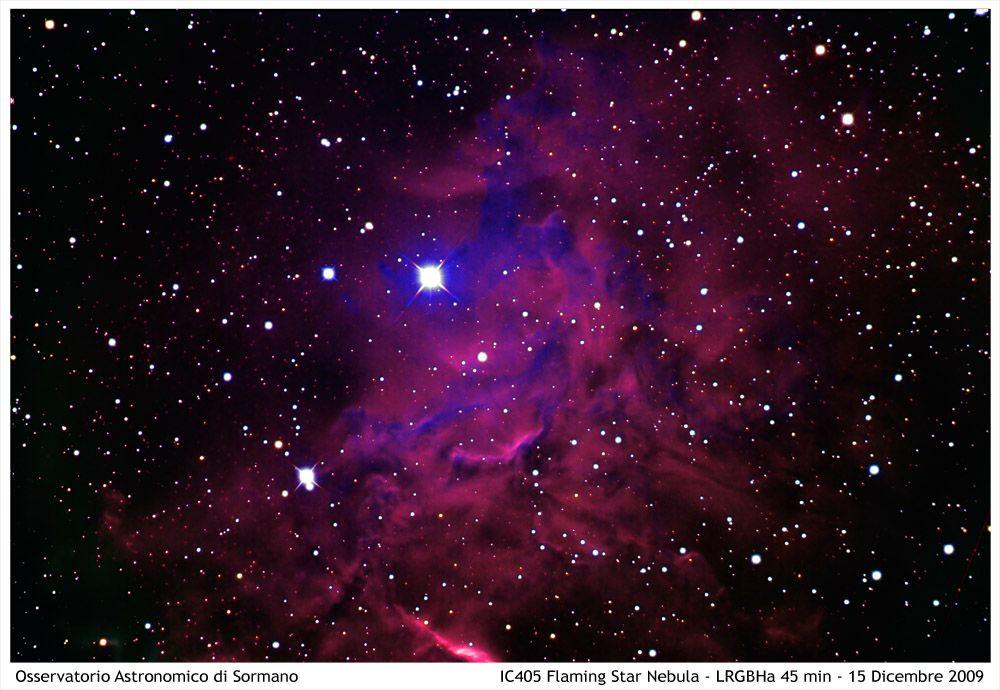 Foto Osservatorio  - La stella fiammeggiante