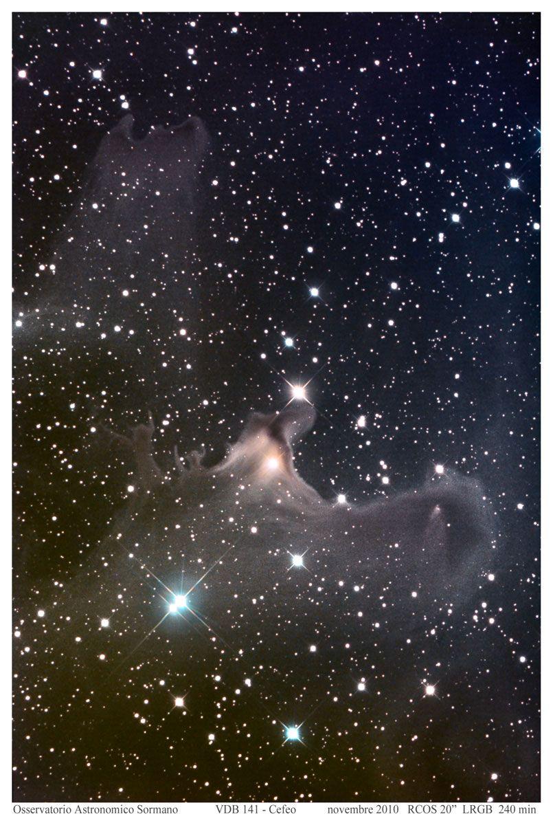 Foto Osservatorio  - Fantasmini in cielo