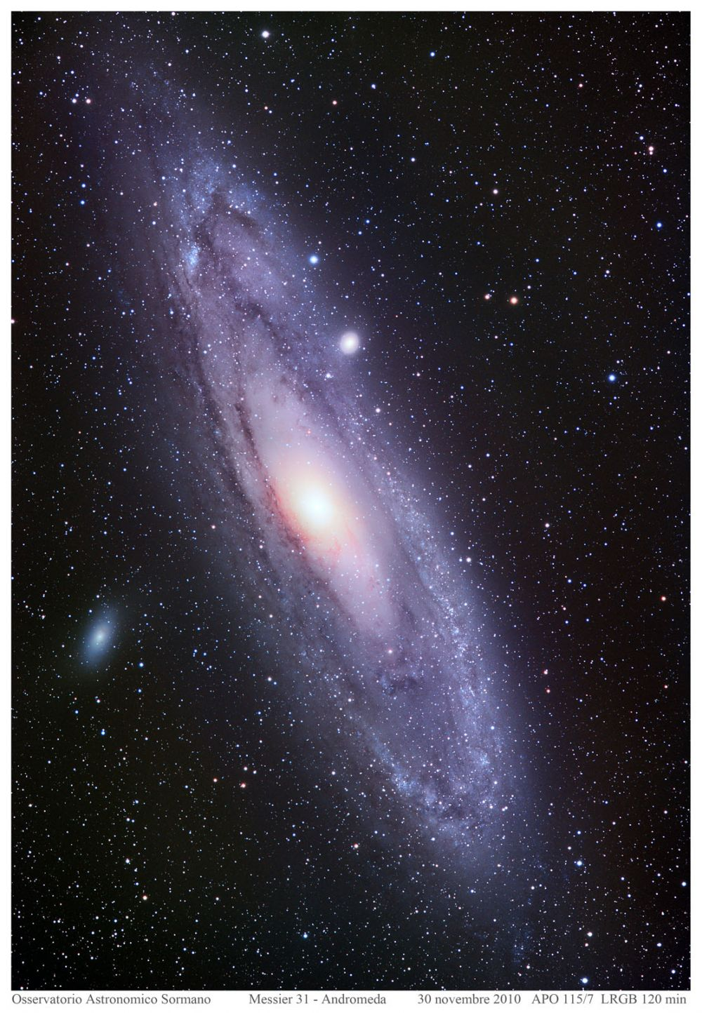 Foto Osservatorio  - Andromeda, sei la più bella!