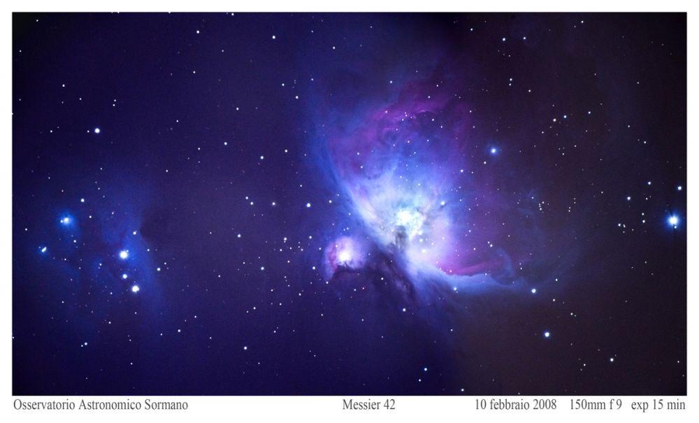 Foto Osservatorio  - Stelle in umido
