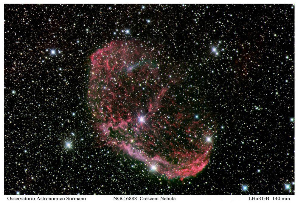 Foto Osservatorio  - Raffiche di vento stellare
