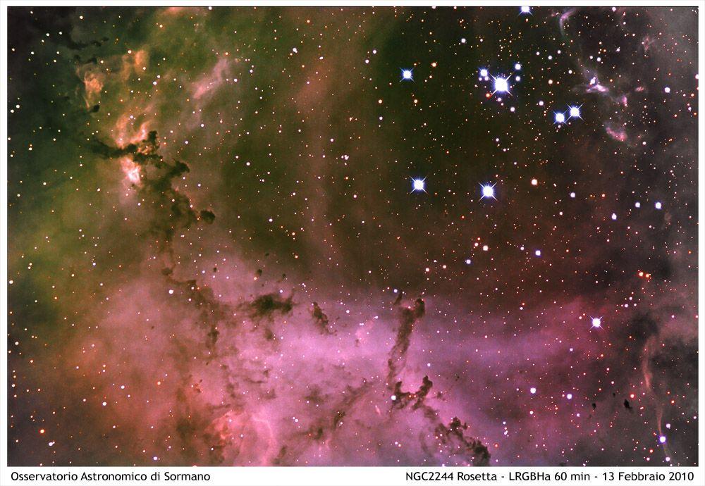 Foto Osservatorio  - Una nursery stellare
