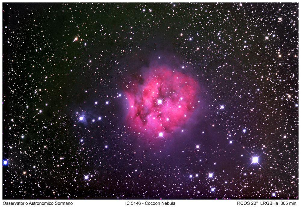 Foto Osservatorio  - Bozzolo di stelle