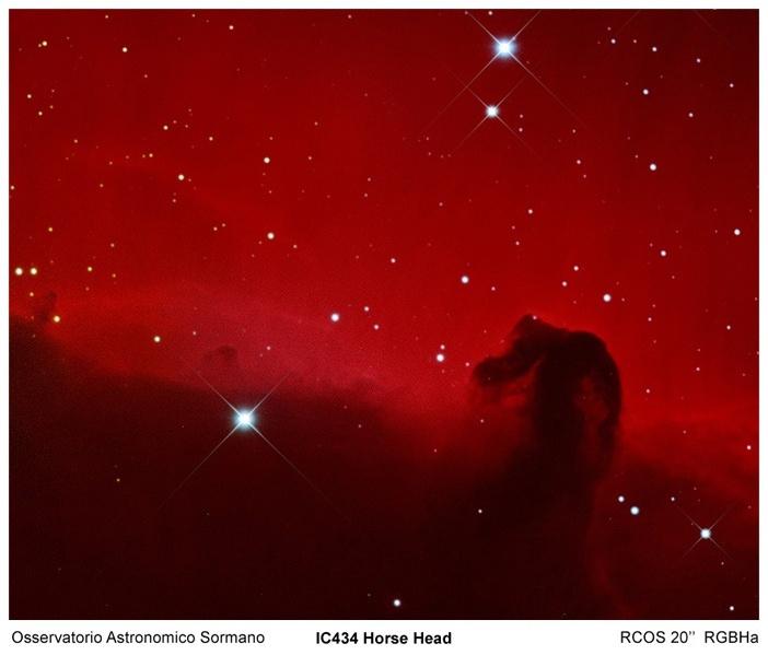 Foto Osservatorio  - La Gioconda del cielo stellato
