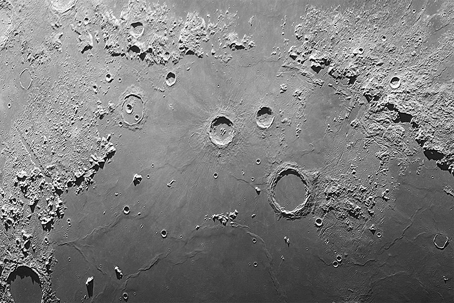 Foto Osservatorio  - Montagne Lunari