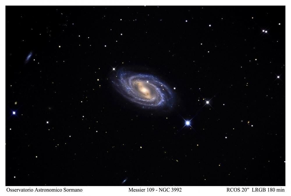 Foto Osservatorio  - La Galassia barrata