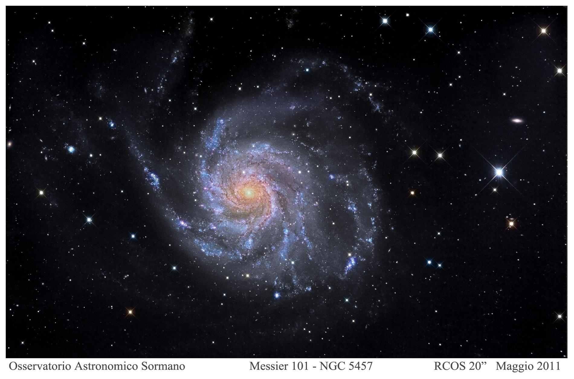 Foto Osservatorio  - Girandola Cosmica