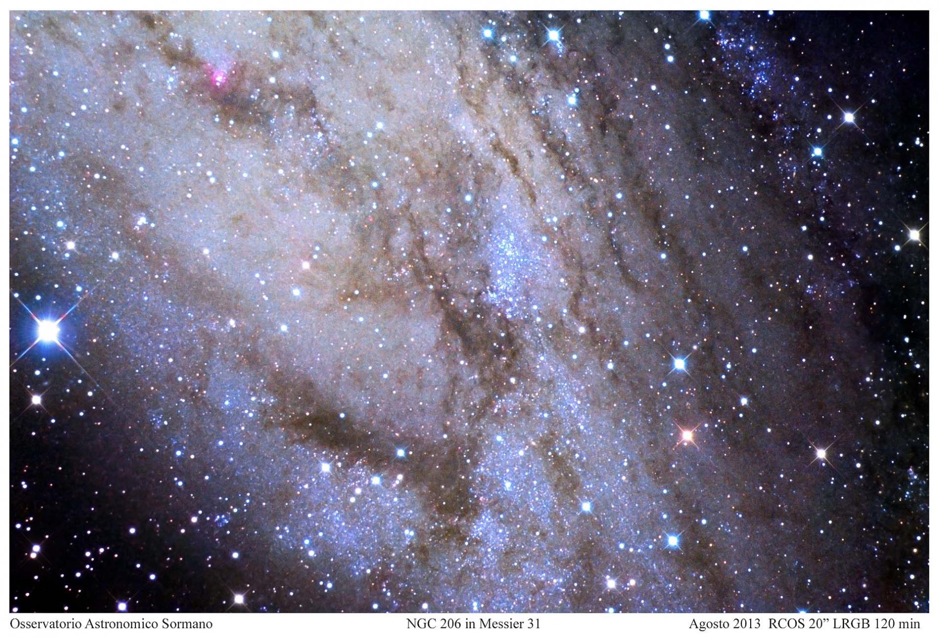 Foto Osservatorio  - NGC 206