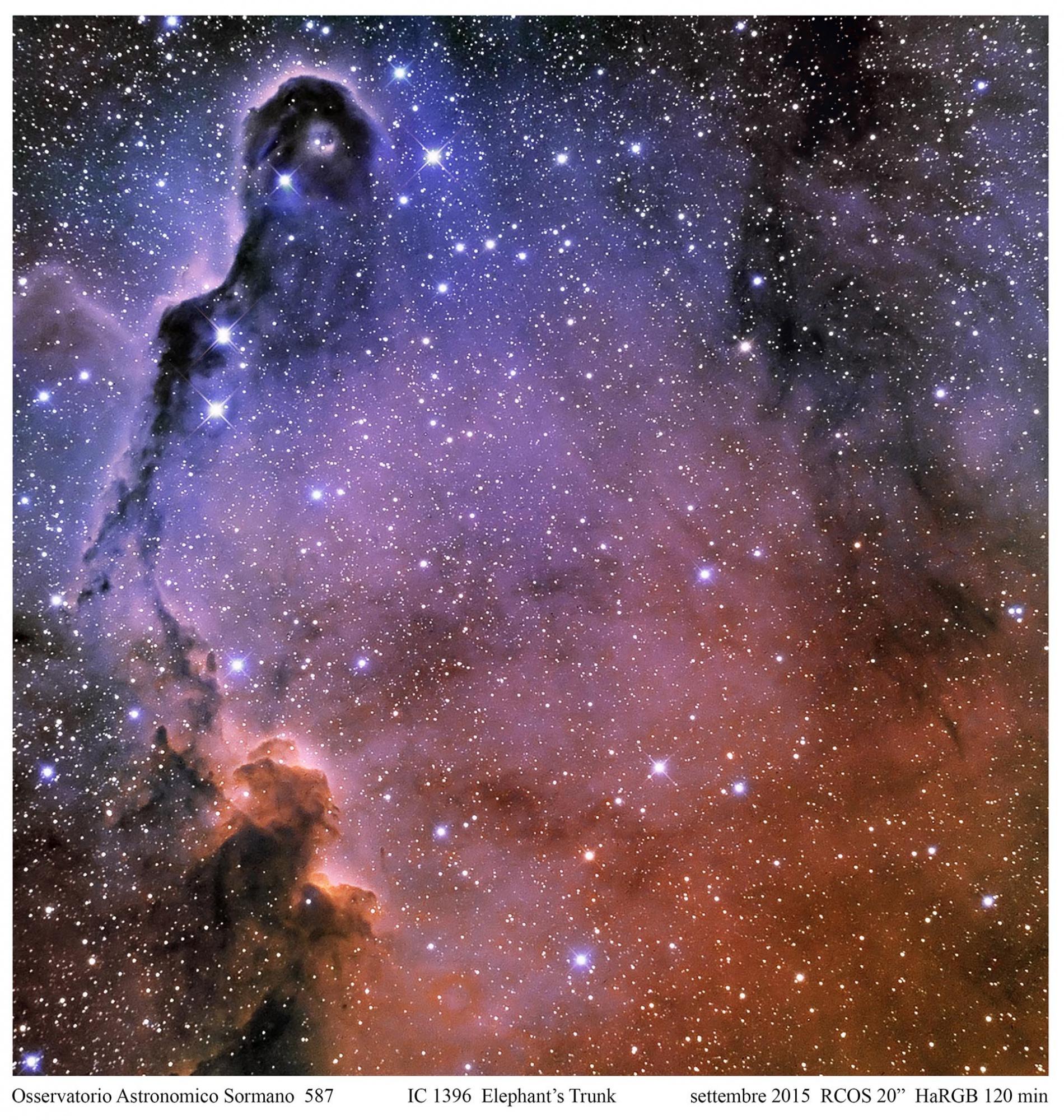 Foto Osservatorio  - Chi ha rubato i colori ?